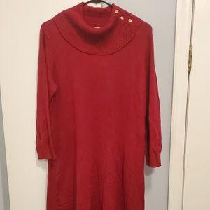 Dana Buchman Sweater Dress